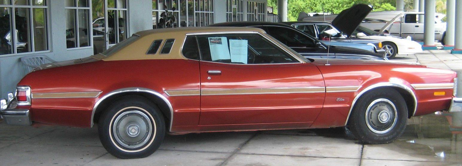 Upper Crust 1975 Ford Elite
