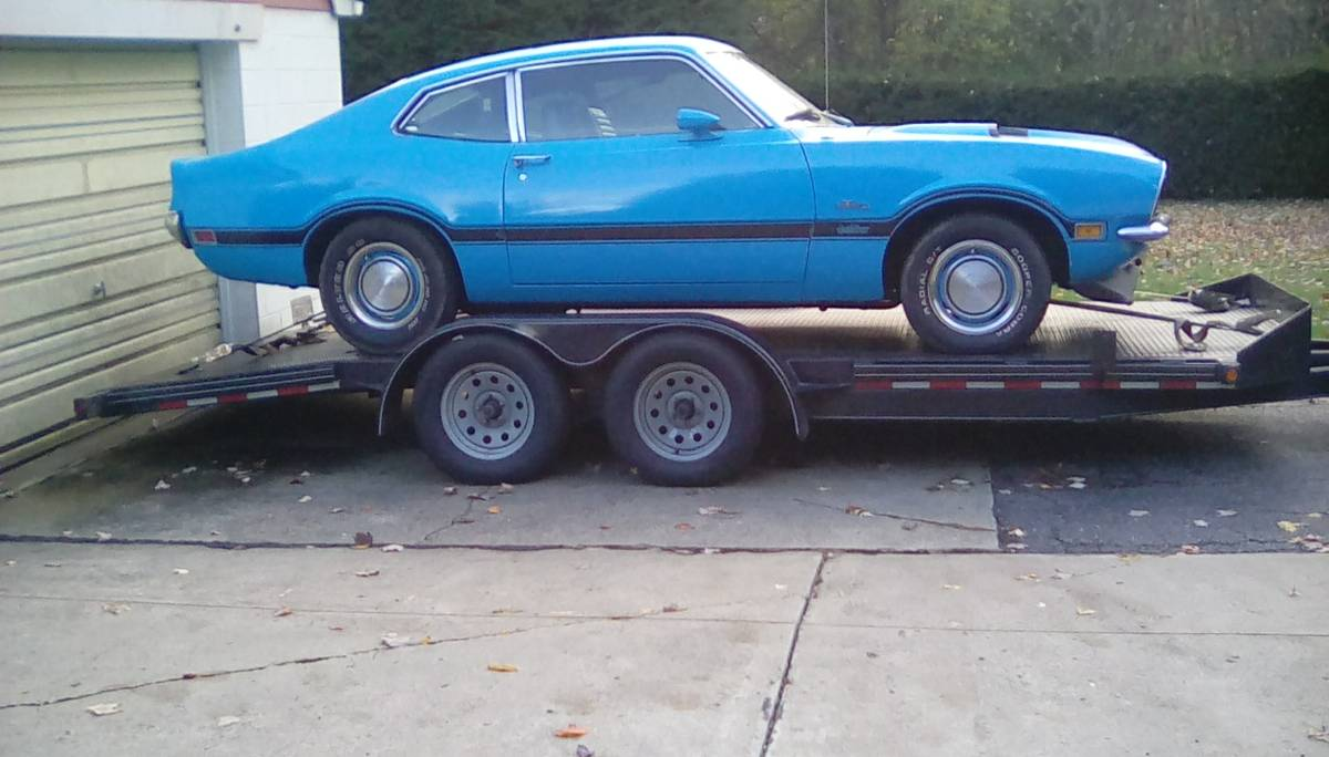 1967 Ford Maverick Grabber