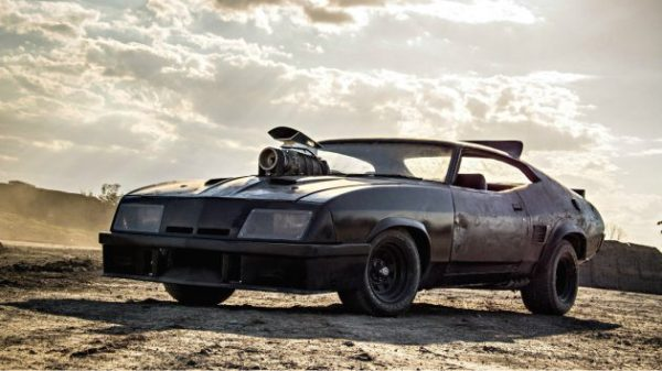Max's Post-Apocalyptic Interceptor: 1974 Ford Falcon XB