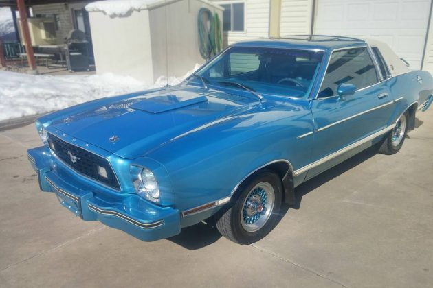 1978 Ford Mustang Ii Ghia