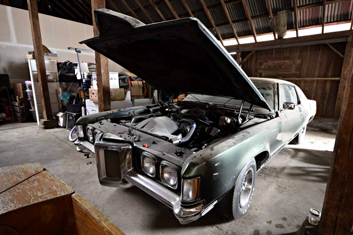 Delorean Designed 1969 Pontiac Grand Prix SJ