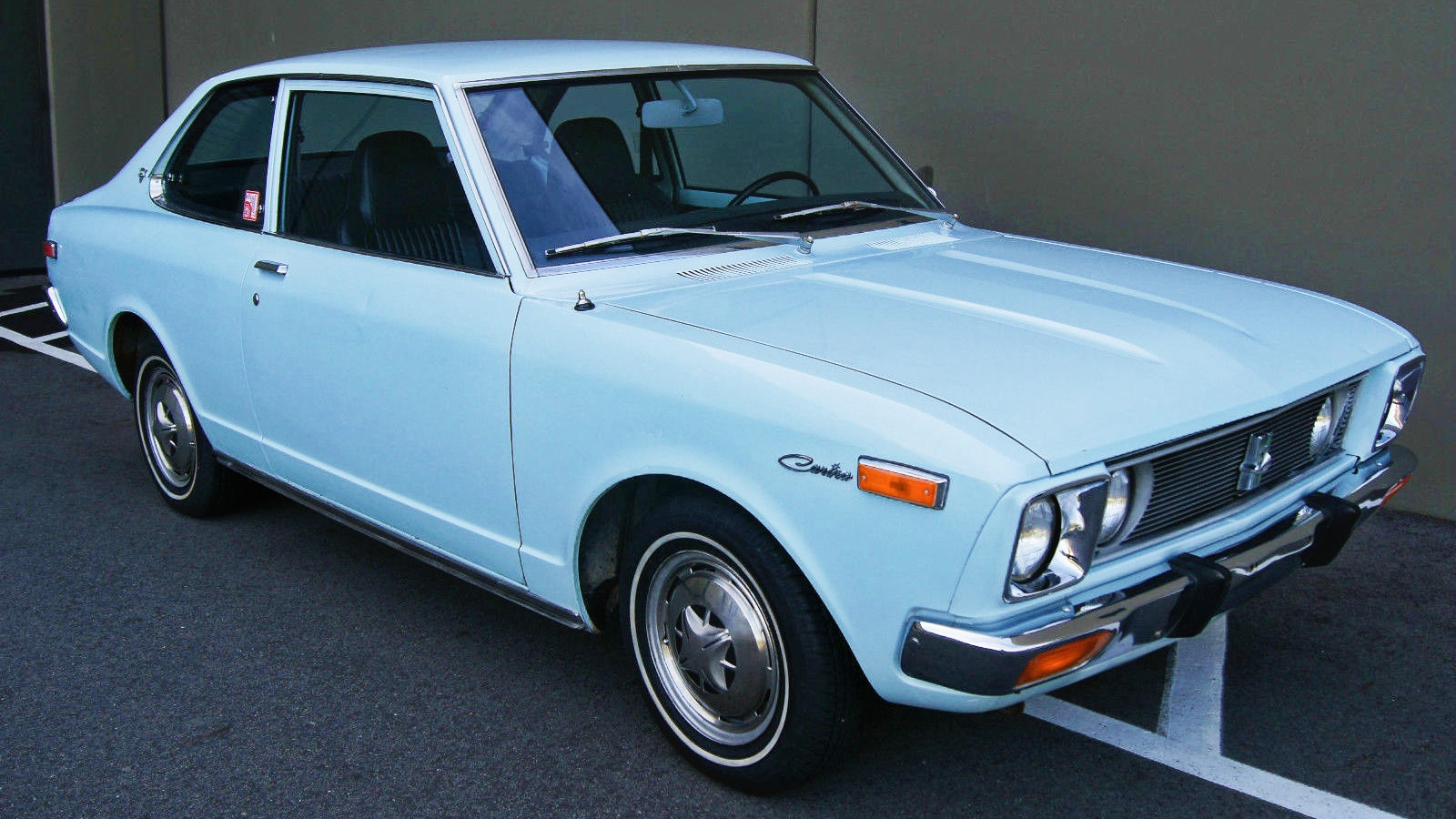 Not A Hilux 1972 Toyota Carina