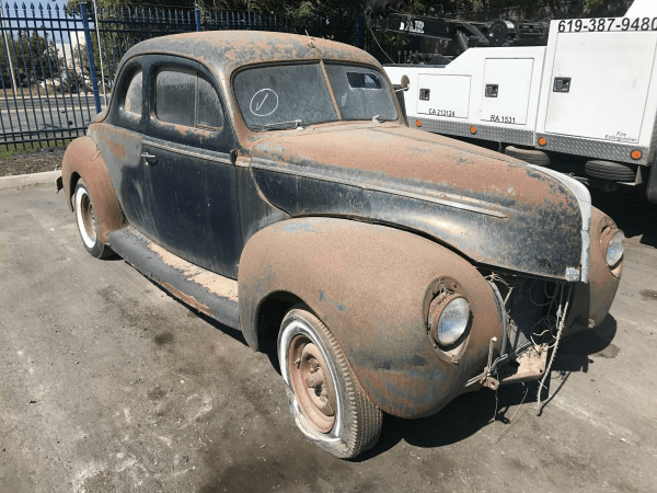 Who S Gonna Fill Their Shoes 1940 Ford Coupe