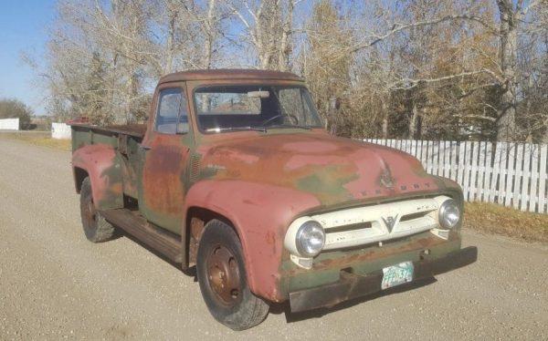 1953 Mercury M350 Pickup Project