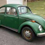 1971 Volkswagen Beetle Survivor