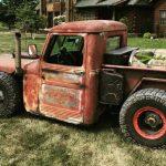Rat Rod Custom 1948 Willys Jeep Pickup