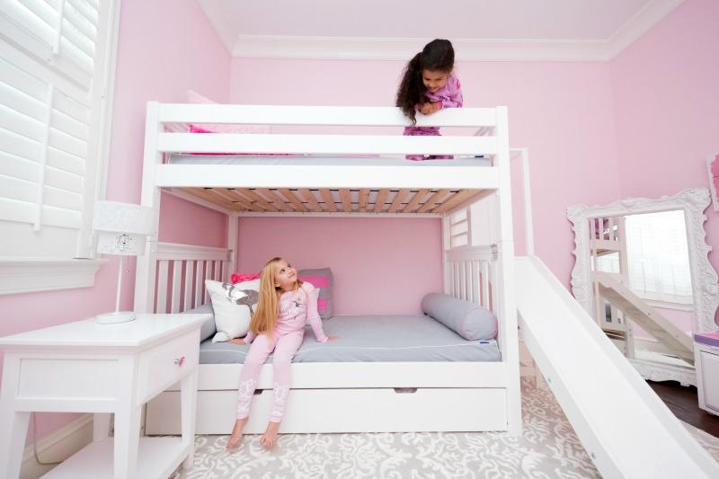 Baby Bunk Beds Slides