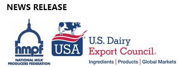 NMPF - US Dairy Export Council joint logo