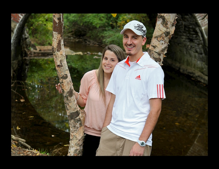 Lockridge Park Engagement 1