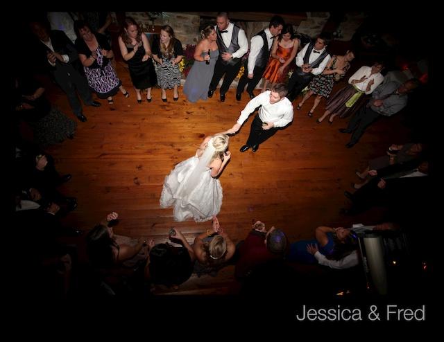 Jessica & Fred Inn at Bally Springs Entertainment