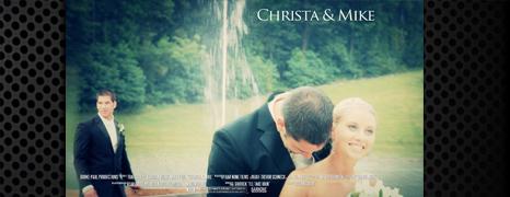 Christa & Mike – Bear Creek Mountain Resort Wedding Film