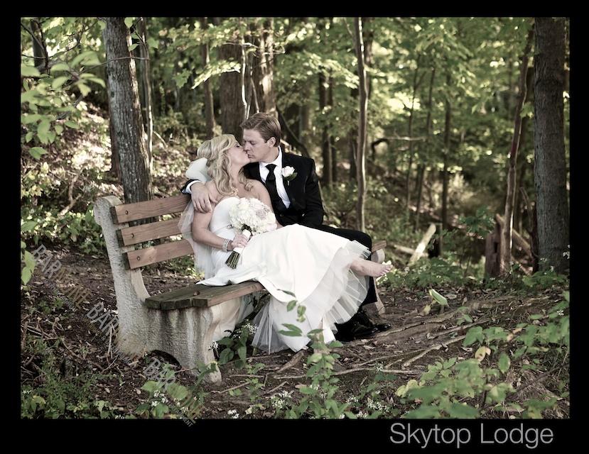 Skytop Lodge Wedding 1672