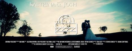 🔒 Kaltrina & Josh – Signature Edit – Riverview Country Club Wedding Film