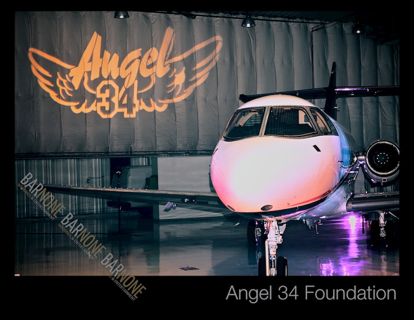 Angel 34 Foundation 1995