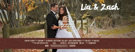 Lia & Zach – Event Center at Blue Wedding Film – Signature Edit