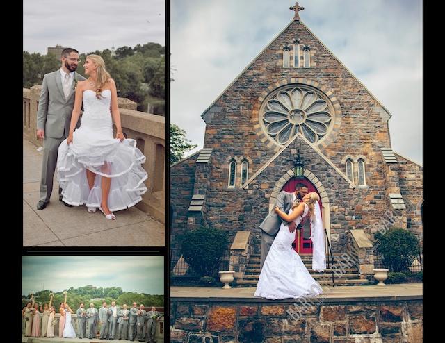 Masonic Temple Wedding 069