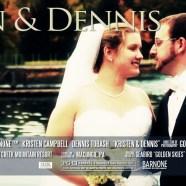 Kristen & Dennis – Bear Creek Mountain Resort Wedding Film – Same Day Edit