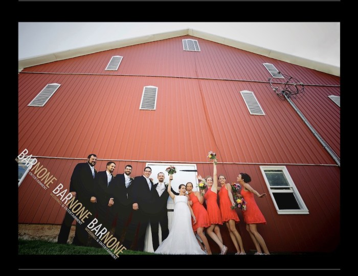 Bar None Photography - Rustic Barn Wedding 1049
