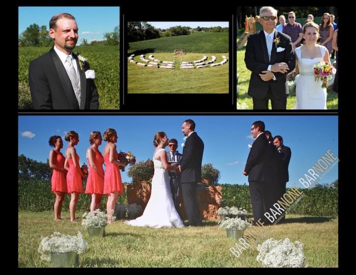 Bar None Photography - Rustic Barn Wedding 1050