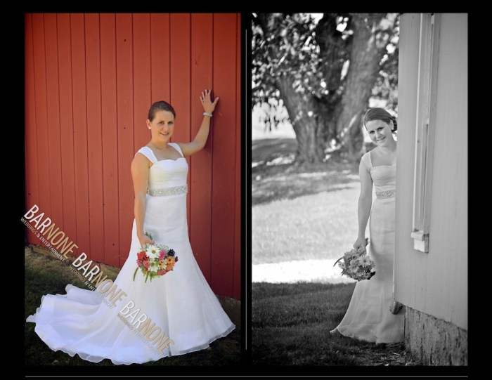 Bar None Photography - Rustic Barn Wedding 1053