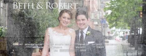🔒 Beth & Robert – Signature Edit – Hotel Bethlehem Wedding Film
