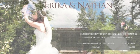 Erika & Nathan – Mountain Springs Lake Resort – Wedding Highlight Film