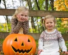 Family Photoshoot at Lockridge Park in Lehigh Valley