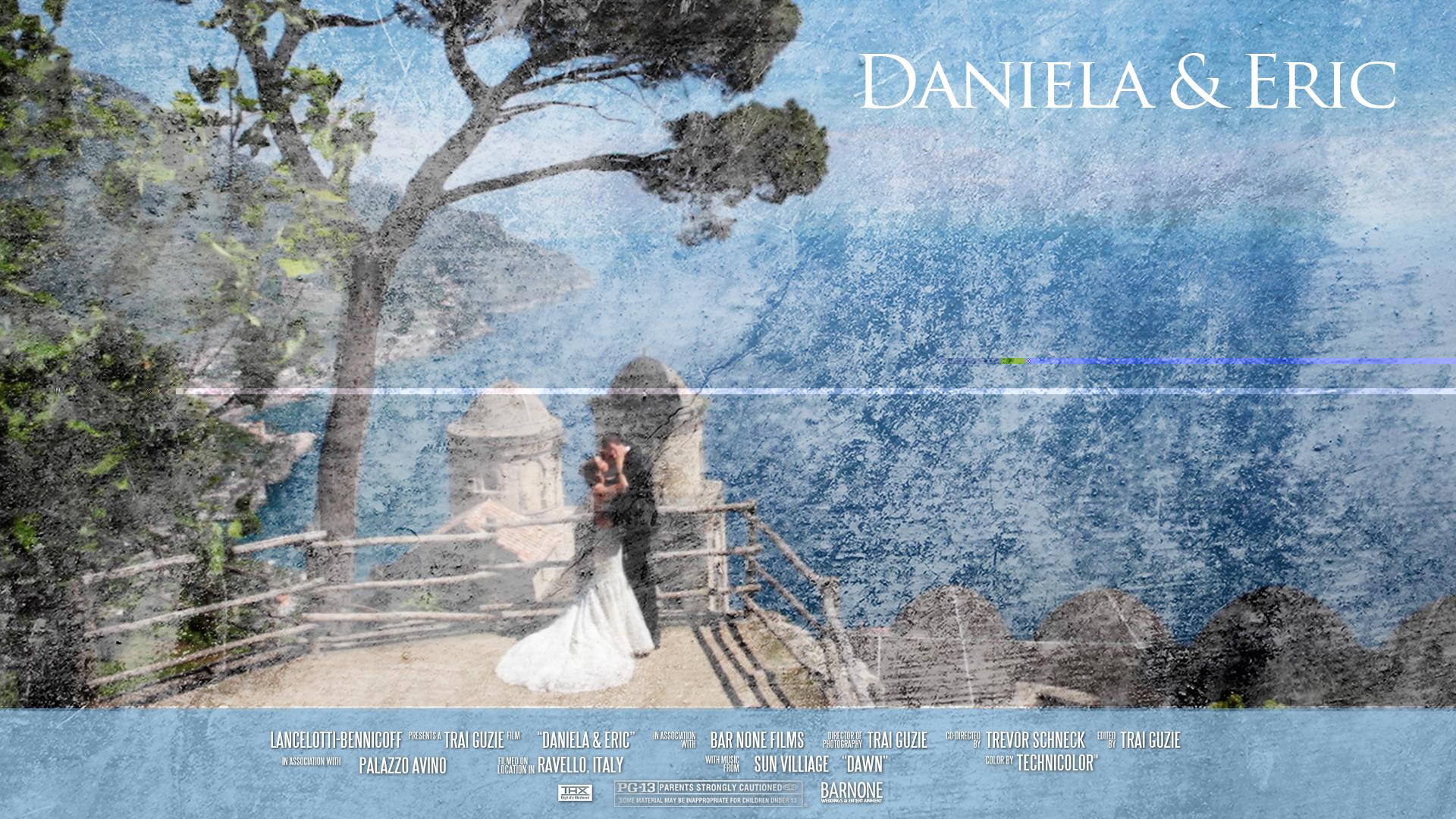 Movie Poster - Daniela & Eric