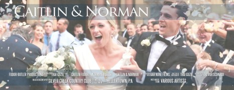Caitlin & Norman – Silver Creek Country Club – Signature Edit Wedding Film – Bethlehem, PA