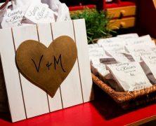 Valerie and Mark Wedding at Monterre Vineyards