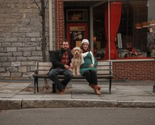 Maternity Photography in Downtown Bethlehem