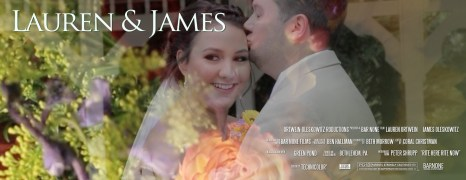 Lauren & James – Green Pond Country Club – Bethlehem, PA Wedding Highlight Film