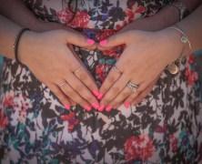 Maternity Photography at Lockridge Park in Alburtis