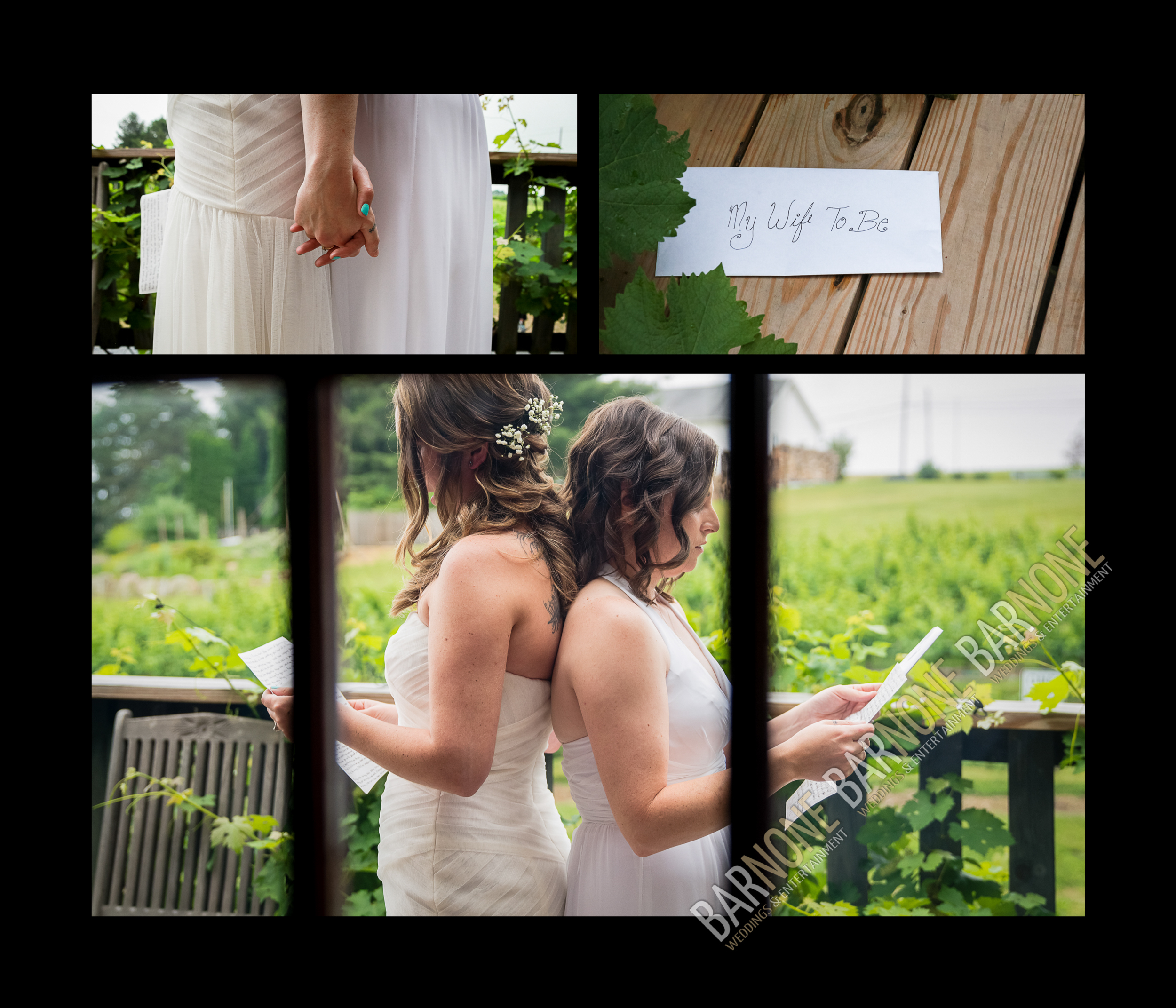 Monterre Vineyards Wedding Photography - Bar None Photography