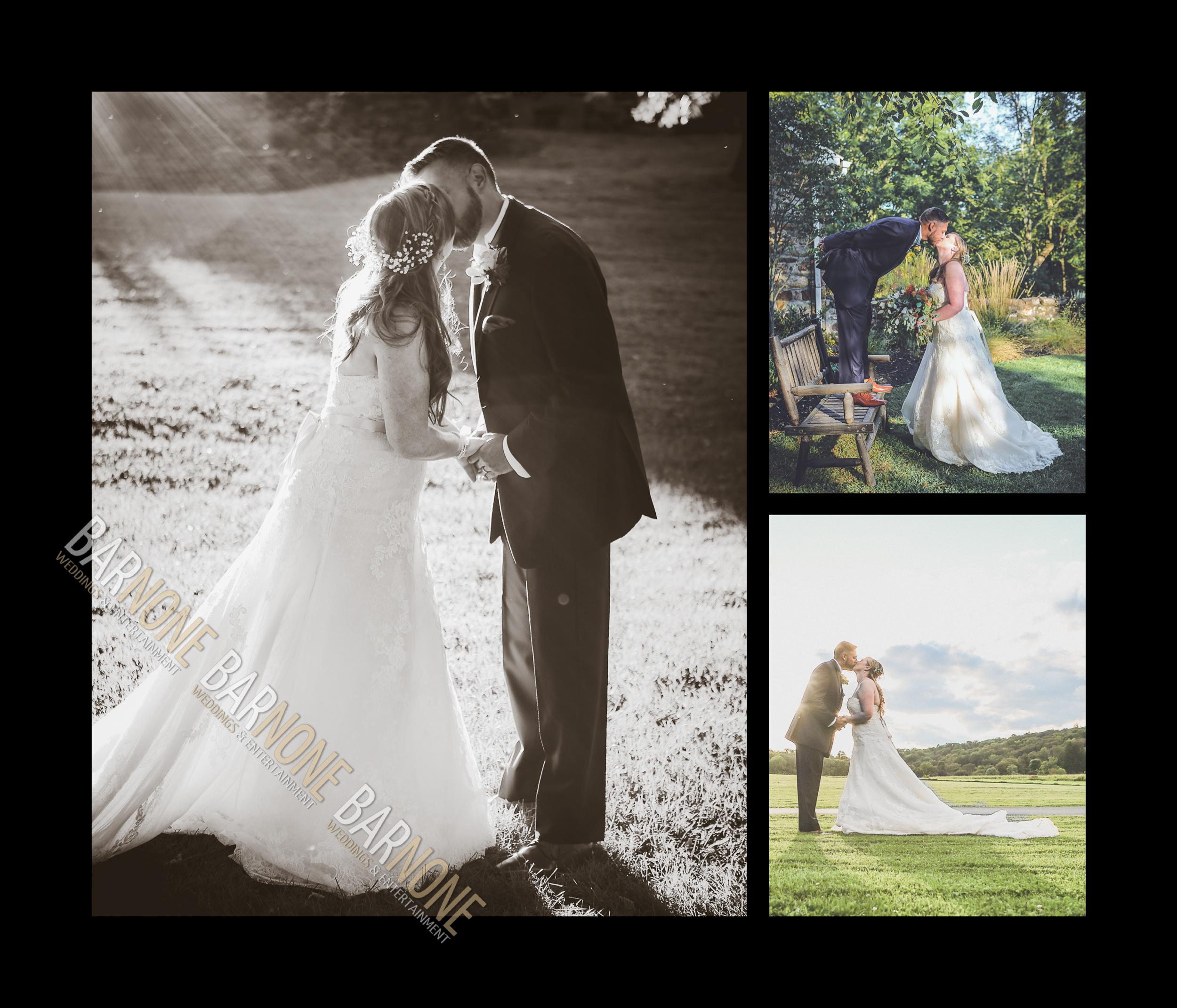 Bally Spring Inn Wedding Photography - Bar None Photography