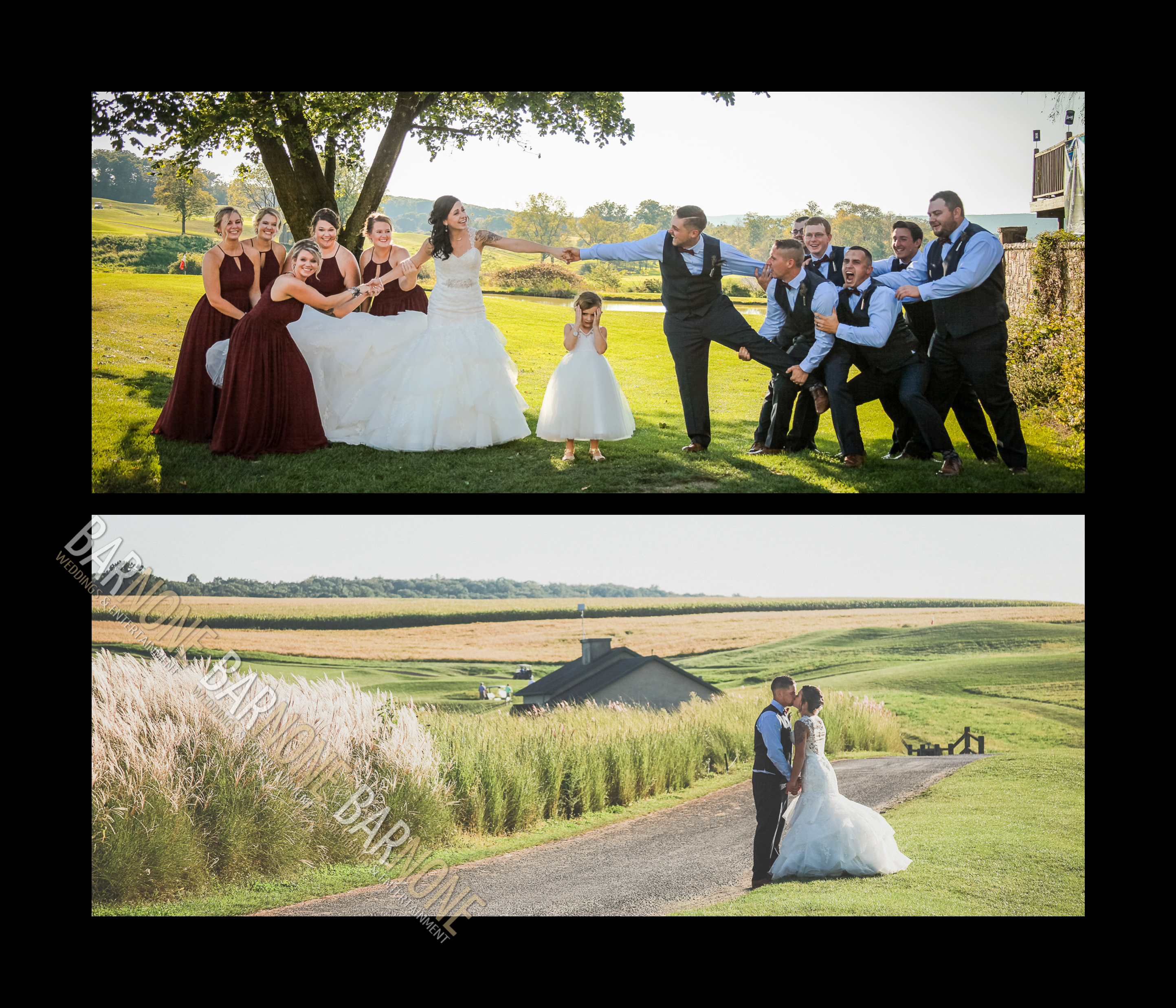 Olde Homestead Golf Club Wedding Photography - Bar None Photography