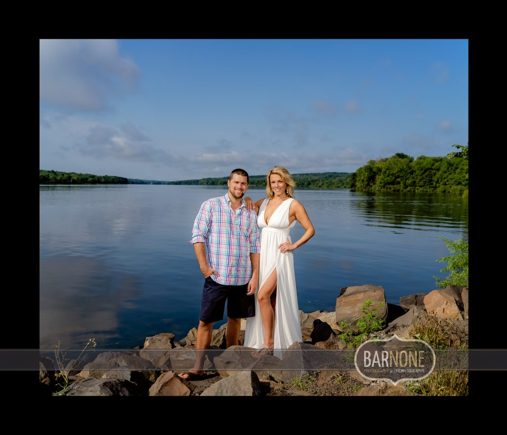 Lauren and Derek Engagement Photography at Lake Nockamixon