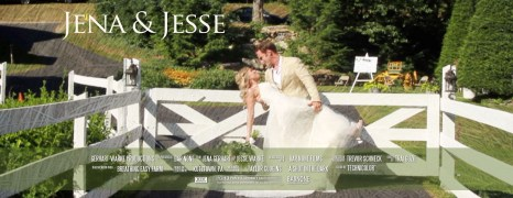 Jena & Jesse – Wedding Highlight Film – Breathing Easy Farm – Kutztown PA