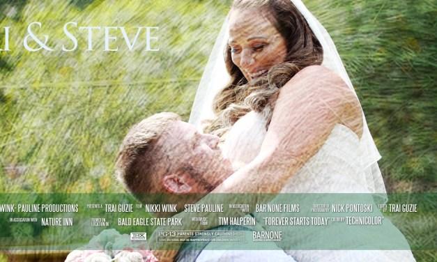 Nikki & Steve – Nature Inn at Bald Eagle State Park – Wedding Feature Film