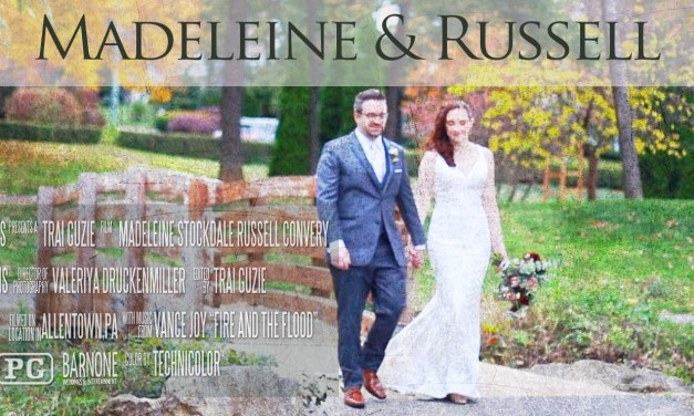 Madeleine & Russell – Renaissance Hotel – Allentown PA – Wedding Highlight Film