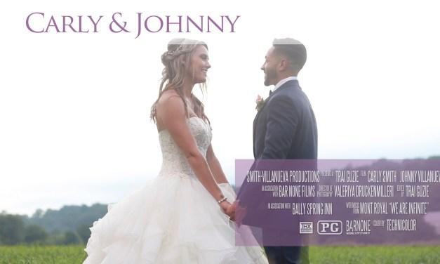 Carly & Johnny – Bally Spring Inn – Wedding Highlight Film – Lehigh Valley PA