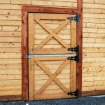 Standard Dutch Door With Hardware Barn Pros