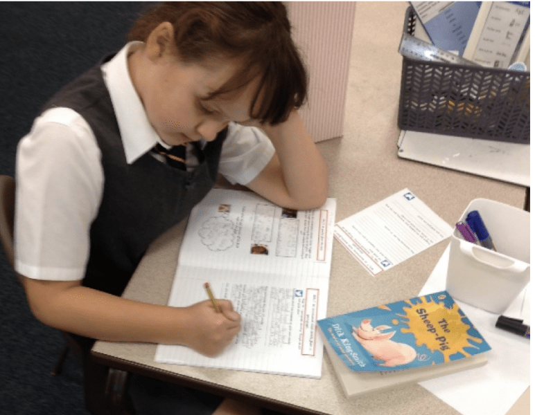 Reading : Twitter Challenge in Y3