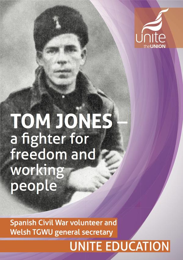 Tom Jones booklet cov