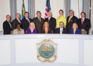 2014 Barnstable Town Council