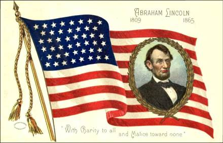 Abraham Lincoln ( 1809-1865)