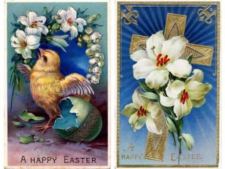 Happy-Easter-Vintage-Postcards