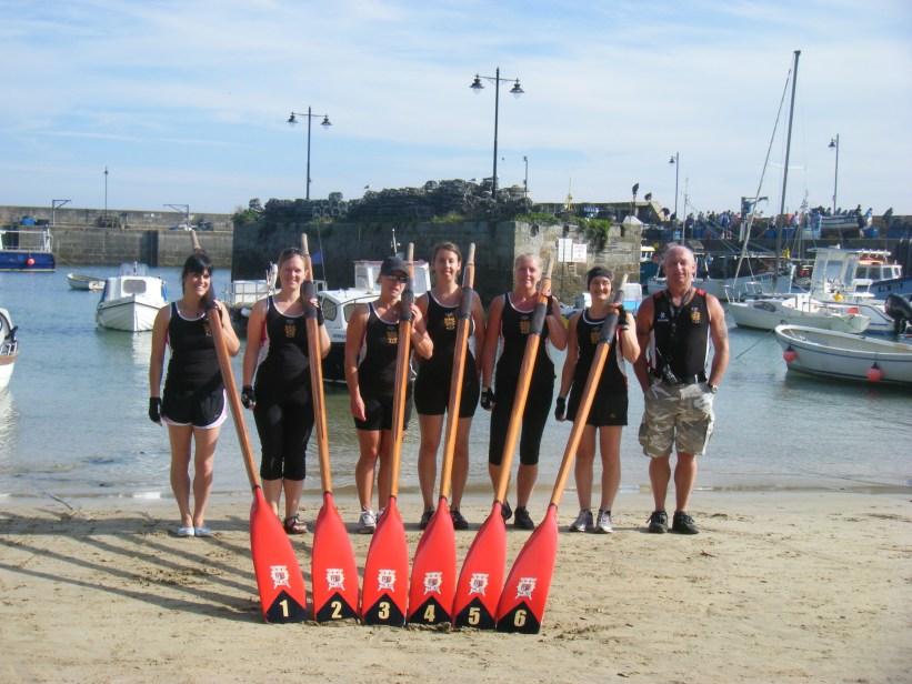 Ladies County Championships 2012