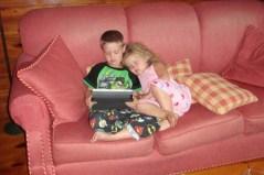 Cole and Olvia - 8-2011