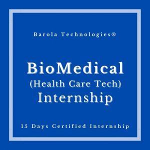BioMedical Internship